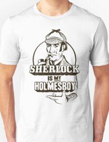 Sherlock is my Holmesboy T-Shirt