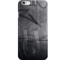 Scratched Metal iPhone Case/Skin