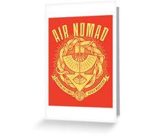 Avatar Air Nomad Greeting Card