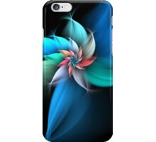 Blue Touch iPhone Case iPhone Case/Skin