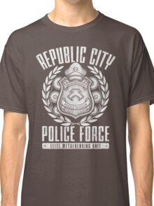 Avatar Republic City Police Force Classic T-Shirt