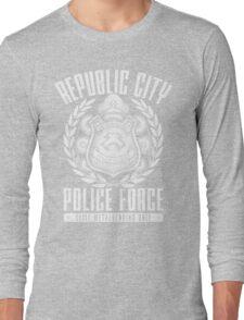 Avatar Republic City Police Force Long Sleeve T-Shirt