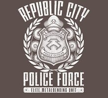Avatar Republic City Police Force Unisex T-Shirt