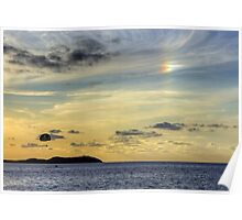 Rainbow Cloud Poster