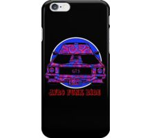 Spirals in Afro Funk Ride iPhone Case/Skin