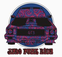 Spirals in Afro Funk Ride Kids Clothes