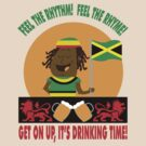 Team Jamaica by beware1984