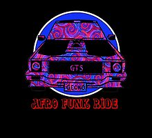 Spirals in Afro Funk Ride by The Peanut Line