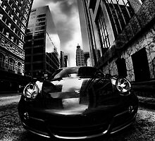 Dark Porsche by Hilm3r -