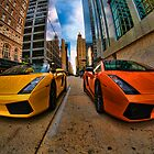 Lambo Twins by Hilm3r -