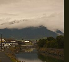 Kaikoura, New Zealand - iPhone case by Odille Esmonde-Morgan
