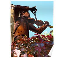 Fiddler on the bush Poster
