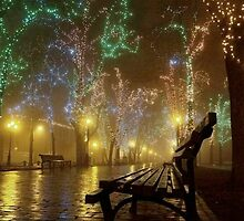 ~ Misty Walkways ~ by Alexandra  Lexx