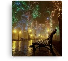 ~ Misty Walkways ~ Canvas Print