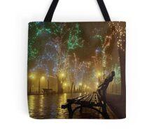 ~ Misty Walkways ~ Tote Bag