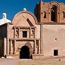 Church at Tumacácori National Historical Park by thruHislens .
