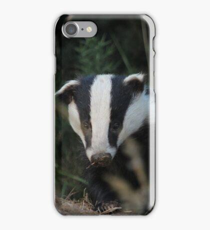 Badger iPhone Case/Skin