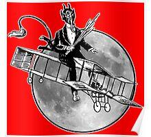 Krampus 007 - Bi-plane Poster