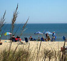 Sunday at the Shore I by nastruck