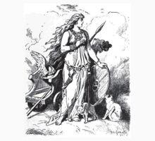 Johannes Gehrts Freya by Johannes Gehrts Kids Tee
