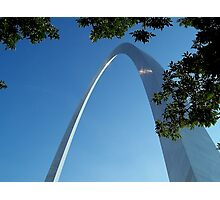 The Gateway Arch Photographic Print
