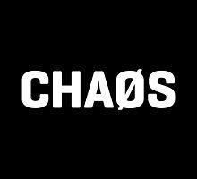Chaøs by BlankAndVoid