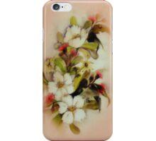 Watercolor Australian Wildflowers iPhone Case/Skin