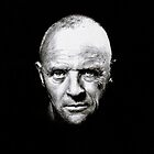 Anthony Hopkins by Richie Francis