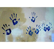 """""""A Show of Hands"""" Photographic Print"""