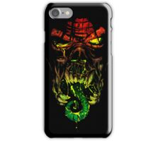 The Horror - a Feast of Blood and Pus. iPhone Case/Skin