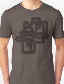 Vintage Vector Wave Unisex T-Shirt