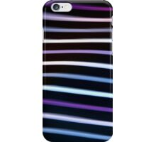 Stripes in Motion iPhone Case/Skin