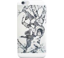 QUILL PEN  BIRDS iPhone Case/Skin