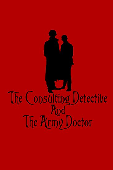 The Consulting Detective and His Army Doctor by Anglofile