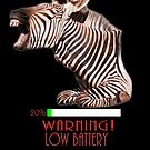Warning! Low Battery by Lissywitch