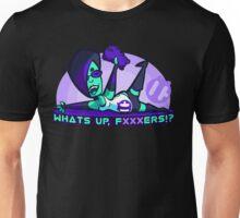 What's up F***ers Emily Vasquez Unisex T-Shirt