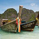 The Thai Postcard by Marnie Hibbert