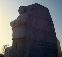 Martin Luther King Memorial - A TRIBUTE by ctheworld
