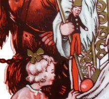 Krampus 006 Sticker