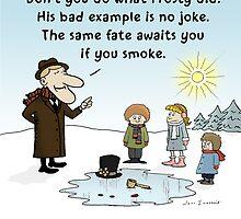 Frosty's Bad Example by Jenn Inashvili