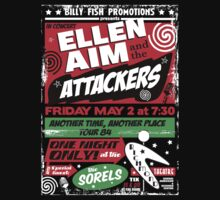 Ellen Aim and the Attackers T-Shirt