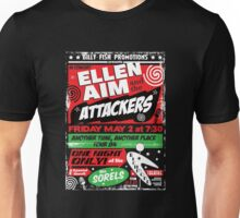 Ellen Aim and the Attackers Unisex T-Shirt