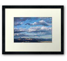 View Of Sedona Arizona Framed Print