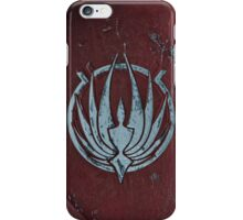 RED PHOENIX [Battlestar Galactica] iPhone Case/Skin