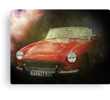 Red Dream Canvas Print