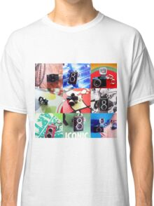 Mini Camera Collection Classic T-Shirt