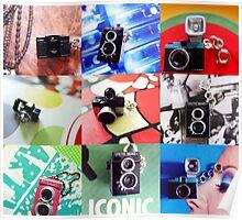 Mini Camera Collection Poster