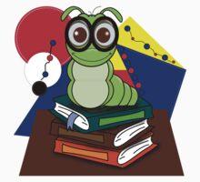 Bookworm Kids Tee