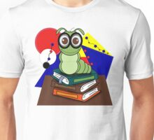 Bookworm Unisex T-Shirt
