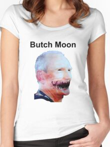 Butch Moon Women's Fitted Scoop T-Shirt